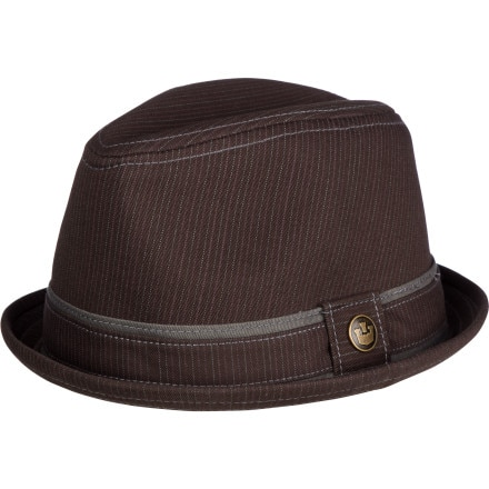 Goorin Brothers 3AM Fedora Hat