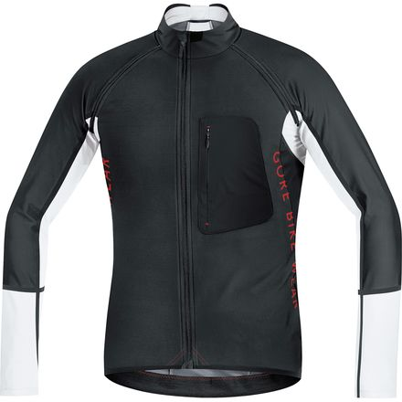 Gore Bike Wear Alp-X Pro WS SO Zip-Off Jersey - Long-Sleeve - Men's