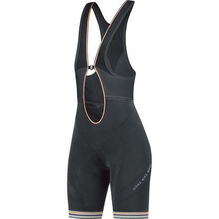 Gore Bike Wear Power Lady 3.0 Bib Tights Short Plus - Women's
