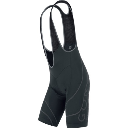 Shop for Gore Bike Wear Power Print 2.0 Bib Tight Short - Men's