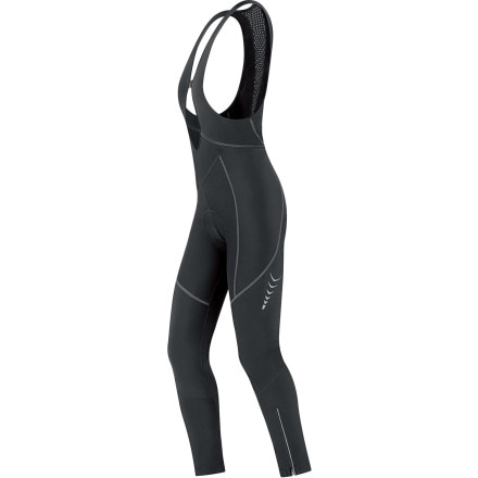 Gore Bike Wear Contest Thermo Women's Bib Tights with Chamois