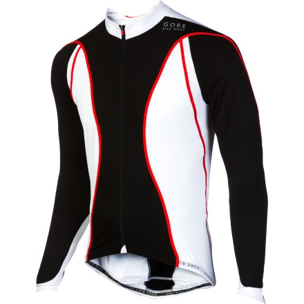 Gore Bike Wear Oxygen FZ Long Sleeve Jersey