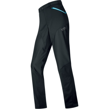 Gore Bike Wear Countdown WindStopper Soft Shell Pant - Men's