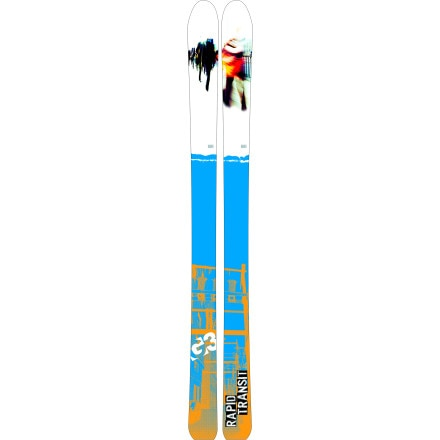 photo: G3 Rapid Transit alpine touring/telemark ski