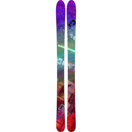 G3 G3/Backcountry.com Exclusive Manhattan Ski