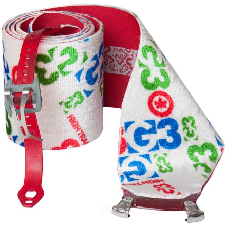 photo: G3 Alpinist High Traction Climbing Skins