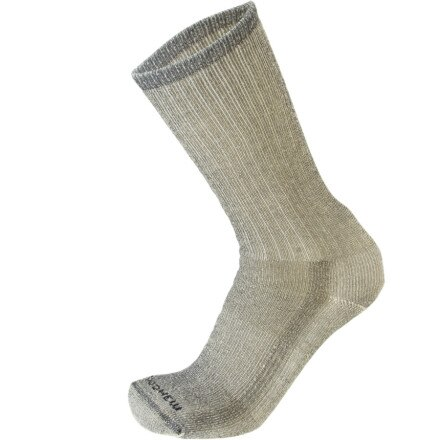 photo of a Goodhew hiking/backpacking sock