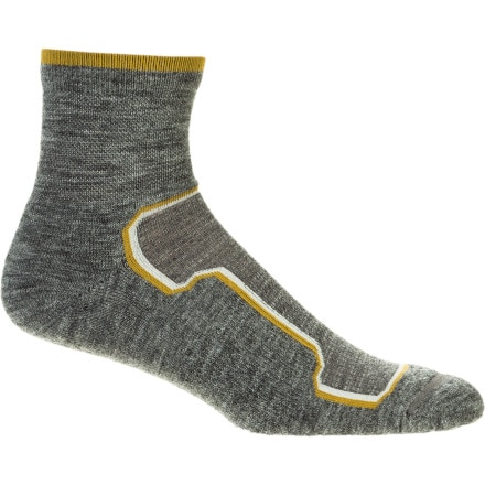 photo: Goodhew Taos Quarter Sock
