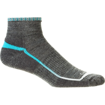 Goodhew Quarter Running Sock - 2 Pack - Women's