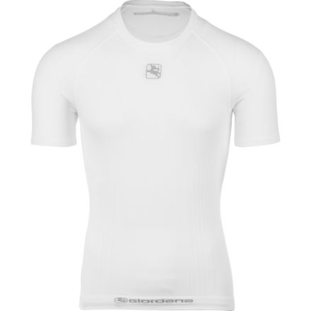 Giordana Mid-Weight Tubular Base Layer - Short Sleeve - Men's