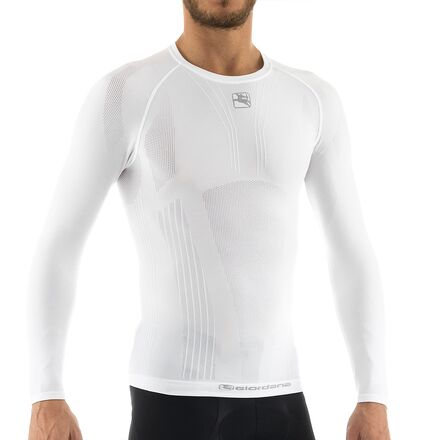 Giordana Mid-Weight Tubular Base Layer - Long Sleeve - Men's