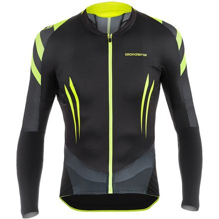 Giordana EXO System Jersey - Long-Sleeve - Men's