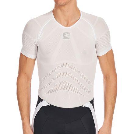 Giordana Super Lightweight Polypropylene Knitted Short Sleeve Base Layer
