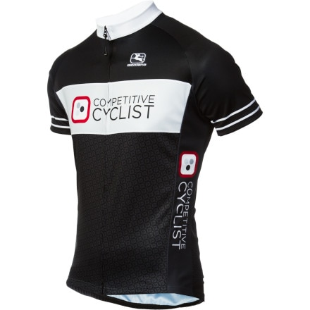 Giordana Competitive Cyclist Men's Jersey
