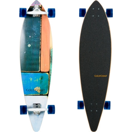 Gold Coast Blocks - Floater Longboard