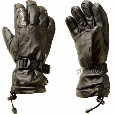 photo: Grandoe Leather Switch Glove insulated glove/mitten