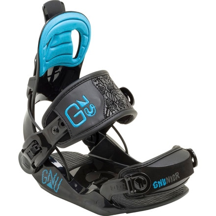 Gnu Gnunior Snowboard Binding - Kids'