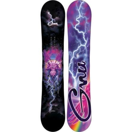 Gnu snowboards womens