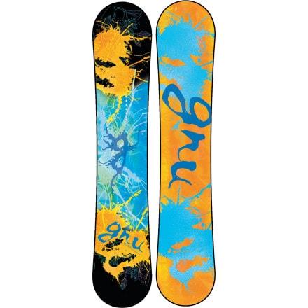 Gnu BNice BTX Series snowboard