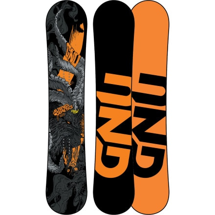 Gnu Altered Genetics C2 BTX Snowboard