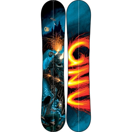 Gnu Billy Goat C2 BTX Splitboard