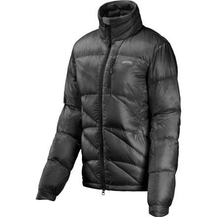 photo: GoLite Beartooth 650 Fill Down Jacket down insulated jacket