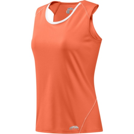 photo: GoLite Manitou Sleeveless Top short sleeve performance top
