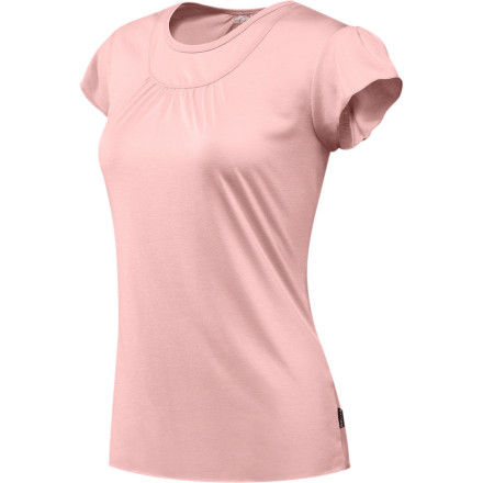 photo: GoLite Dartmoor Shortsleeve Scoop Neck Travel Tee short sleeve performance top