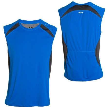 photo: GoLite Wildwood Trail Sleeveless Run Top