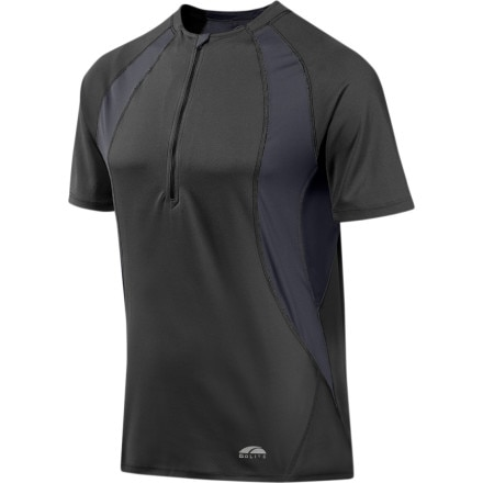 photo: GoLite Manitou Short Sleeve 1/4 Zip Top short sleeve performance top