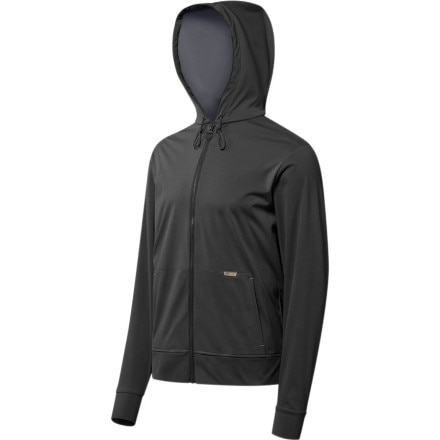 photo: GoLite Sarek Softshell Travel Hoody soft shell jacket