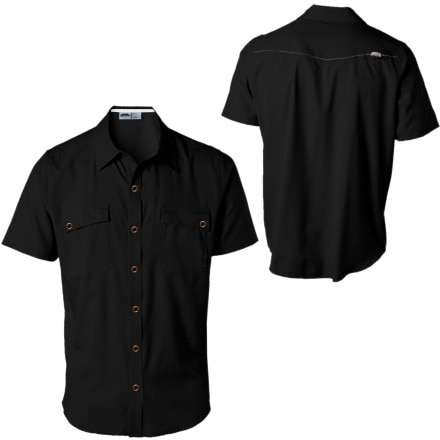photo: GoLite Paparoa Shortsleeve Travel Shirt