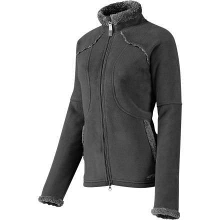 photo: GoLite Women's Stone Ranch Fleece Jacket