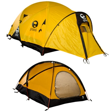 Ground High Camp Tent 3-Person 4 Season
