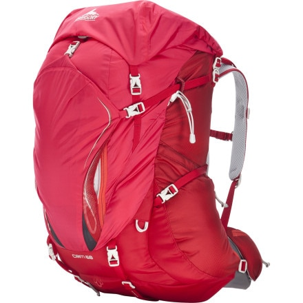 photo: Gregory Cairn 58 Pack