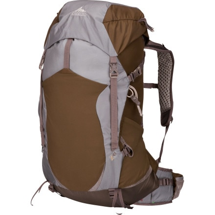 photo: Gregory Z 45 overnight pack (2,000 - 2,999 cu in)