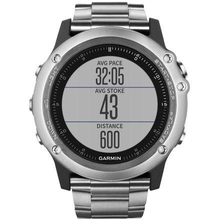 Garmin Fenix 3 Sapphire Titanium Training Watch