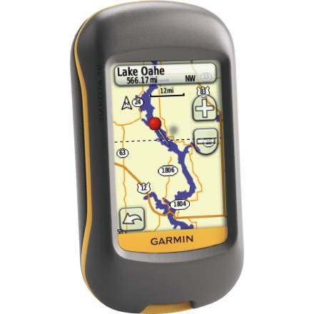 photo: Garmin Dakota 10 gps receiver