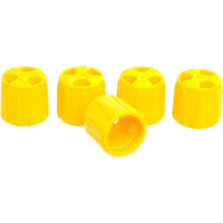 photo: Grivel Ice Screw End Caps climbing product