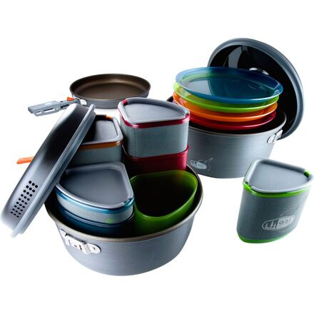 Shop for GSI Outdoors Pinnacle Camper Cookset