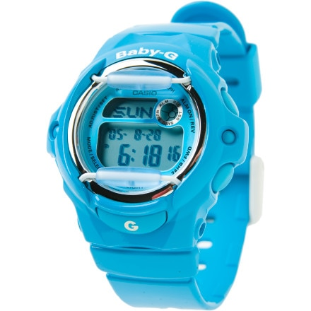 G-Shock Baby G Vivid Color 169R Watch