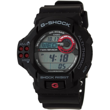 G-Shock GDF100 Alti-Thermo Watch