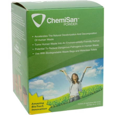 Global Sanitation Solutions ChemiSan - 30 Applications