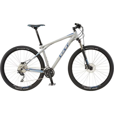 GT Karakorum Elite Deore Complete Mountain Bike - 2016