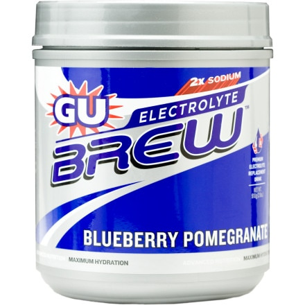 photo: GU Electrolyte Brew Drink