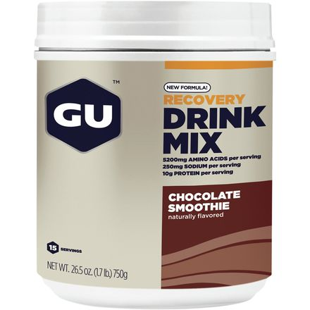 photo: GU Recovery Brew Drink