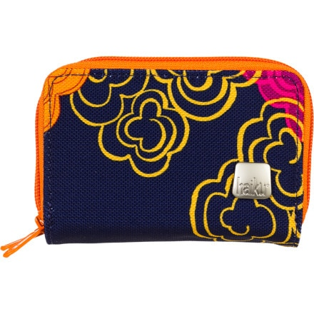 Haiku Small Zip Wallet - Women's