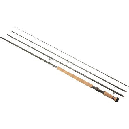 Hardy Marksman2S Series DH Fly Rod - 4 Piece