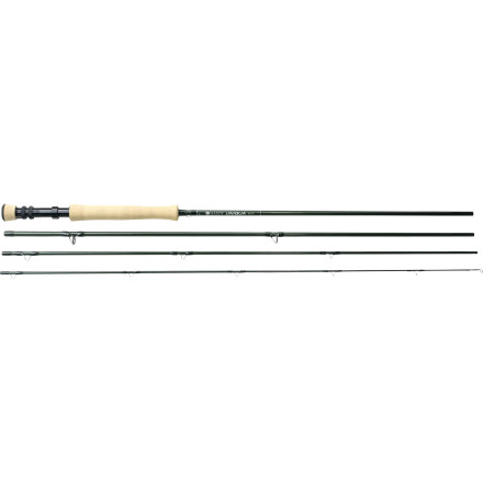 Hardy Uniqua Fly Rod - 4 Piece