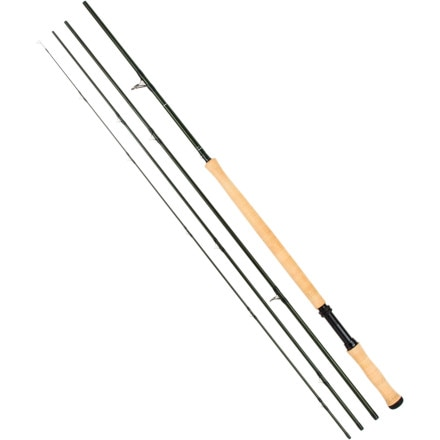 Hardy Uniqua Double Handed Fly Rod - 4 Piece